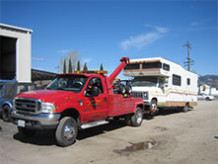 Towing Services Frazier Park